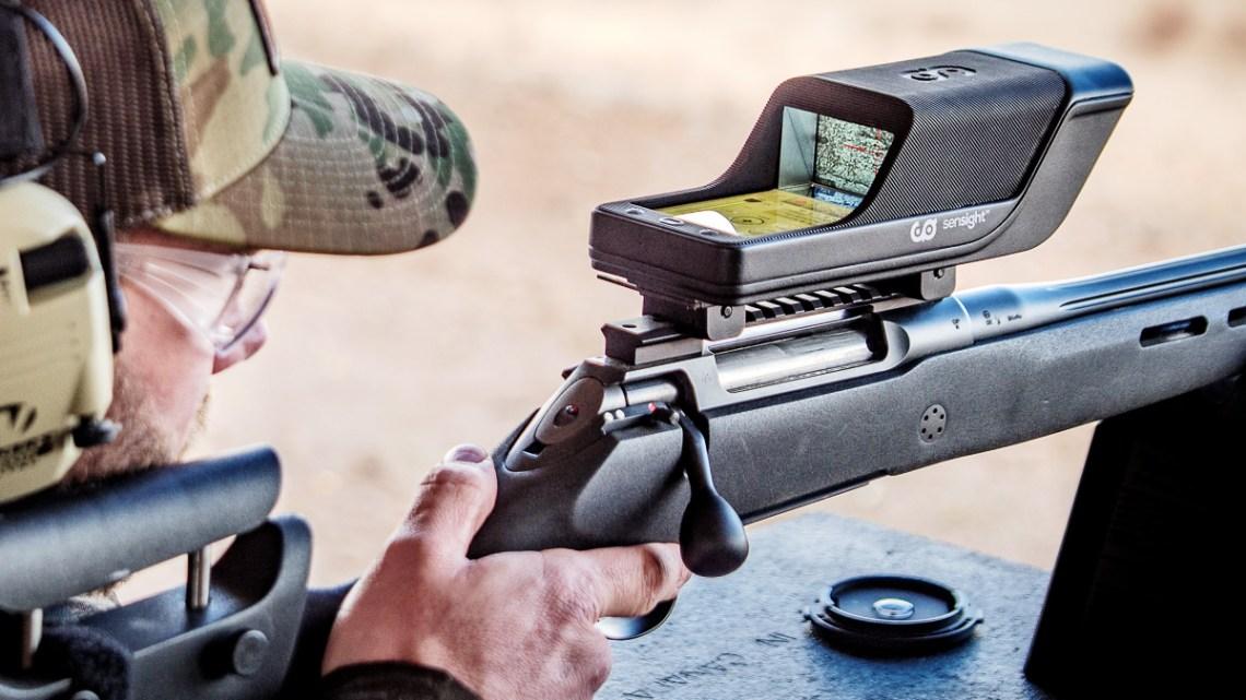 Quest'azienda israeliana ha creato lo smartphone per le armi da fuoco
