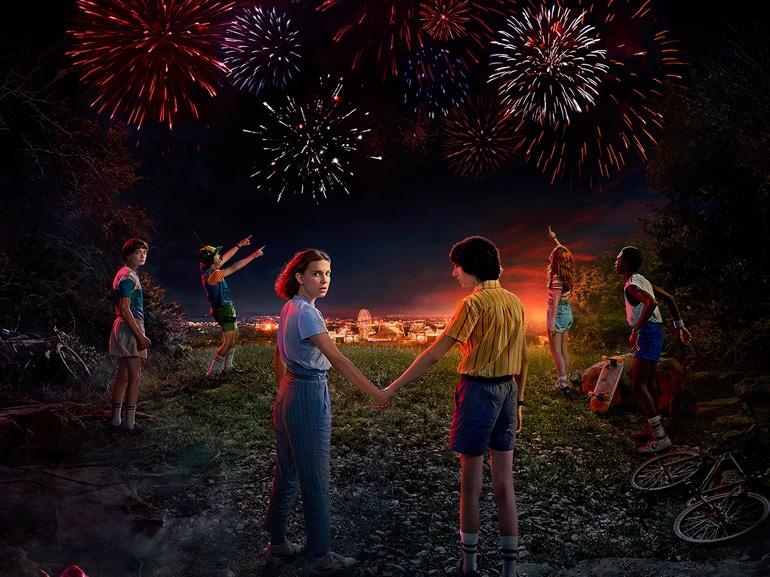 Il Trailer di Stranger Things 3 è il più visto di sempre su Netflix