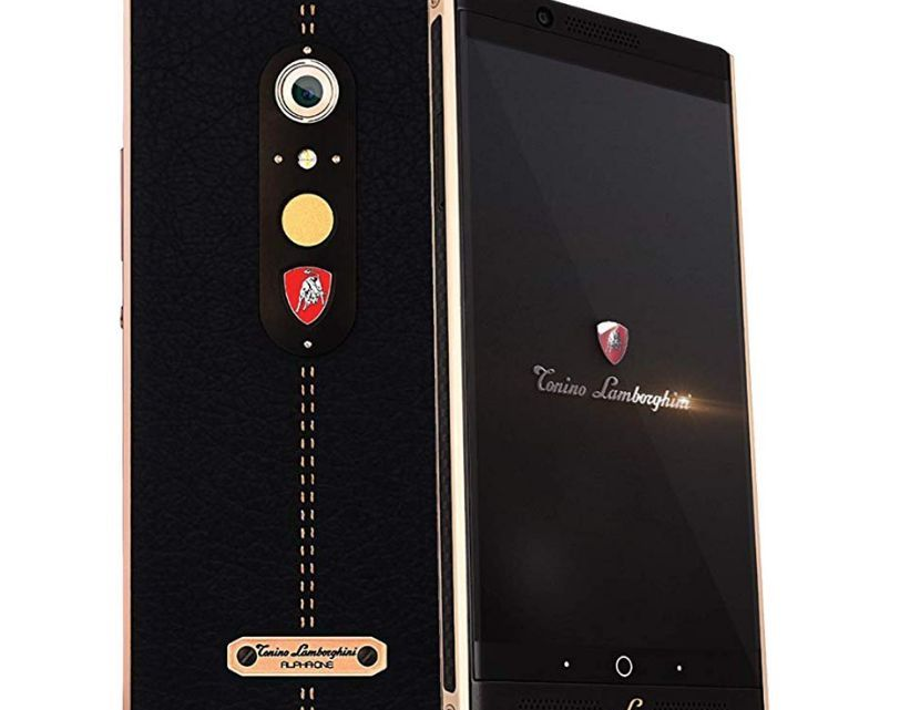 Tonino Lamborghini ALPHA-ONE 64GB AMOLED 5.5