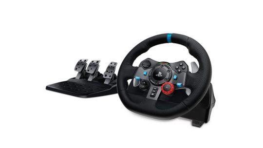 Amazon: vero volante di Formula Uno per i videogiochi