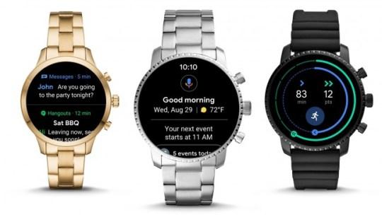 Gli Smartwatch Google Wear OS