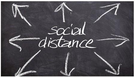 Arriva la nuova App Google Sodar per il distanziamento sociale