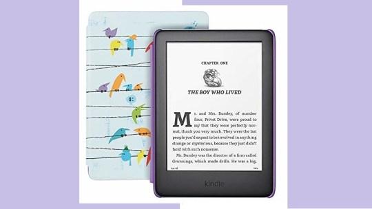 Come funziona Amazon Kindle per bambini