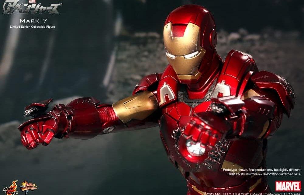 Questa è l'action figure di Iron Man più costosa in vendita su Amazon