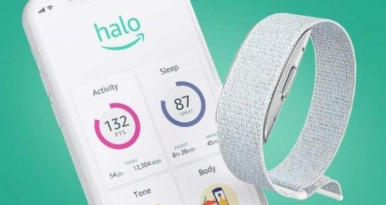 Amazon lancia il bracciale Halo per gestire il sovrappeso