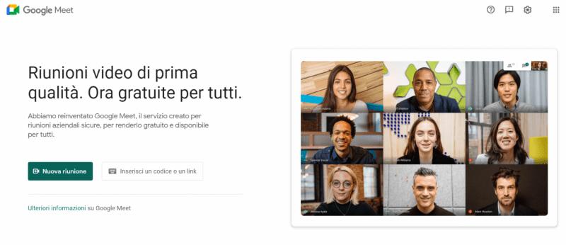 Cosa Fare Se Google Meet Si Blocca O Non Si Apre Correttamente