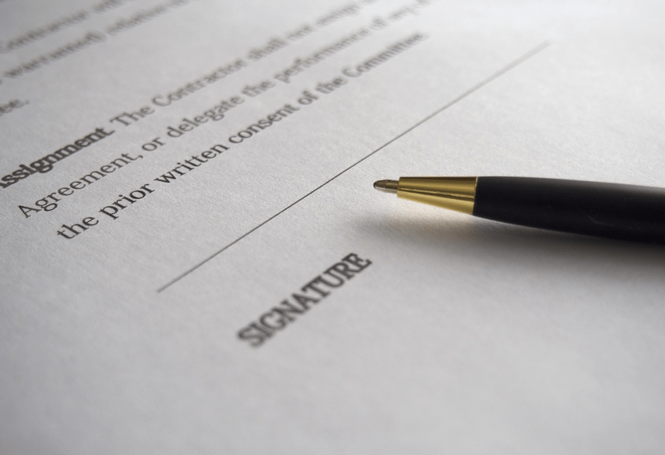 Guida Adobe ufficiale per inserire online una firma digitale su documento PDF