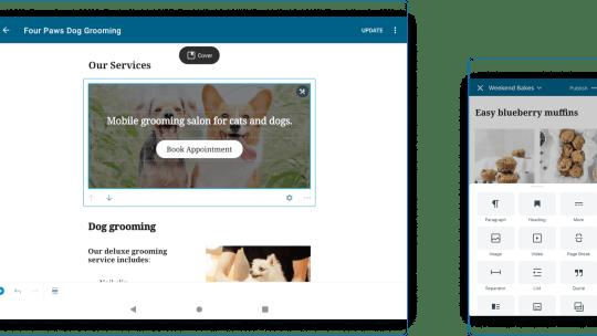 La nuova app mobile di WordPress ha una super dashboard per gli admin dei siti web