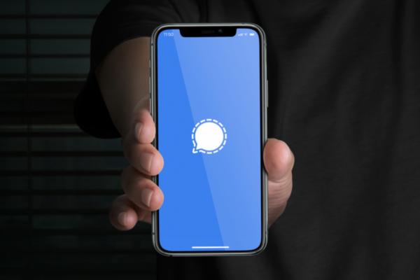 Privacy su Signal: non si vede il numero di telefono