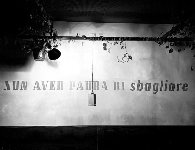 Anche - Eslogan