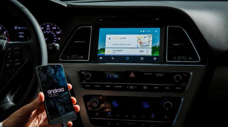 Como atualizar para o novo Android Auto
