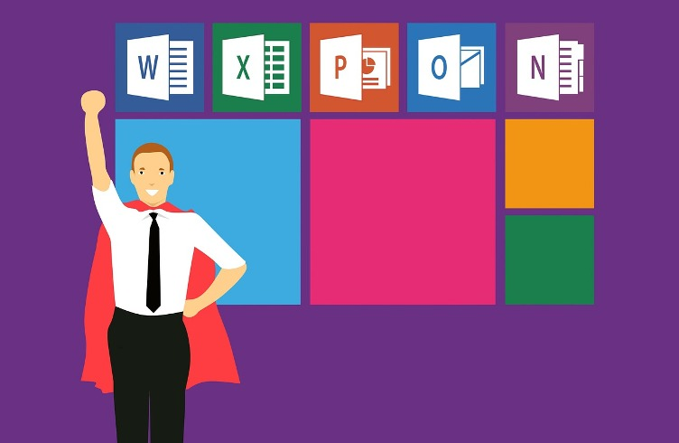 Como o Microsoft office melhora a produtividade?