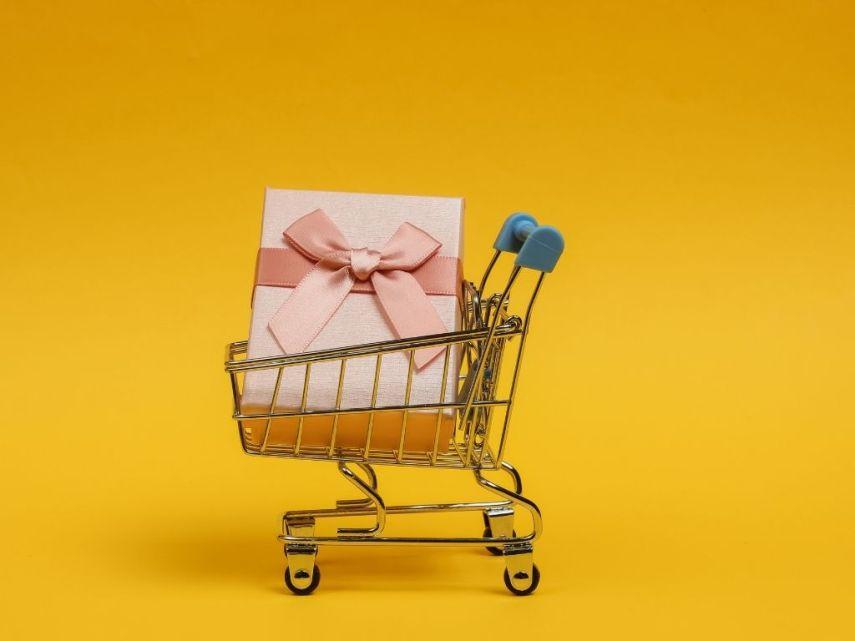 Caixa de presente para vender na Amazon