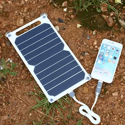 Os Melhores Carregadores Portáteis de Celular Movidos a Energia Solar da Amazon
