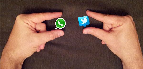 Como Compartilhar Um Tweet no WhatsApp