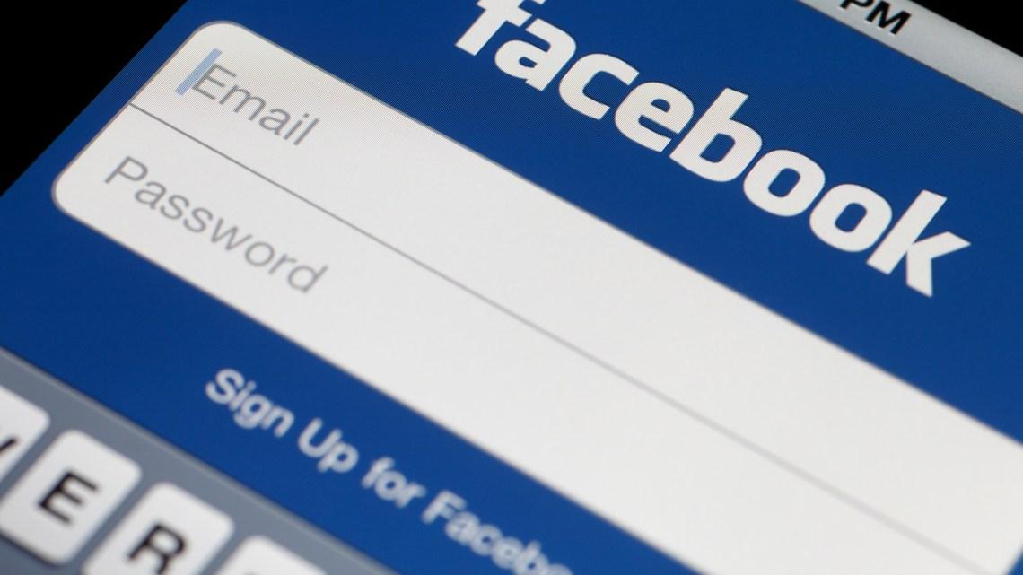 Criando uma conta anônima no Facebook