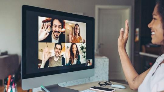 Como compartilhar tela e câmera em uma teleconferência do Google Hangouts?