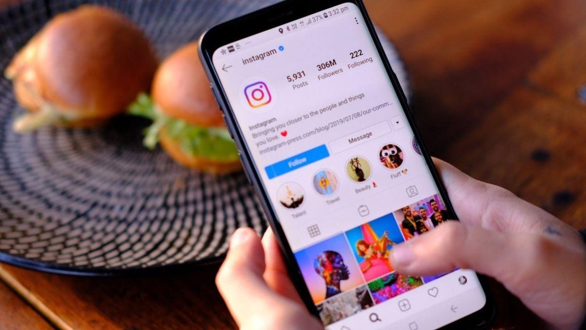 Configure suas compras no Instagram pelo dispositivo móvel