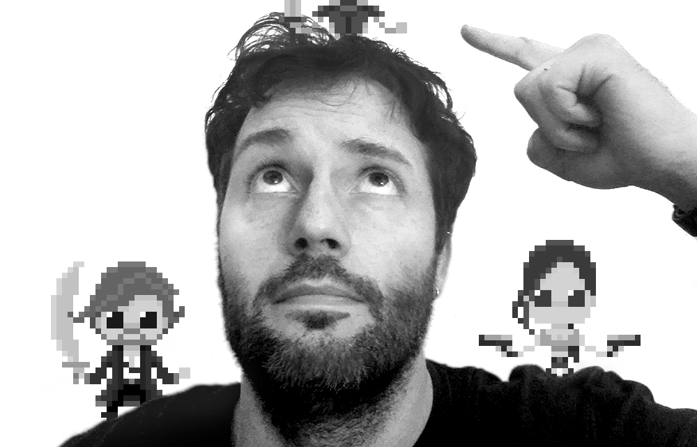 8-bit пиксельный арт-мейкер «The Oluk» — это самая красивая история успеха в интернете, которую вы можете прочитать сегодня!