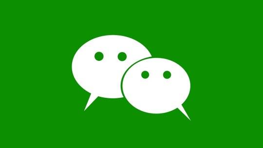 Как добавить друзей в WeChat.