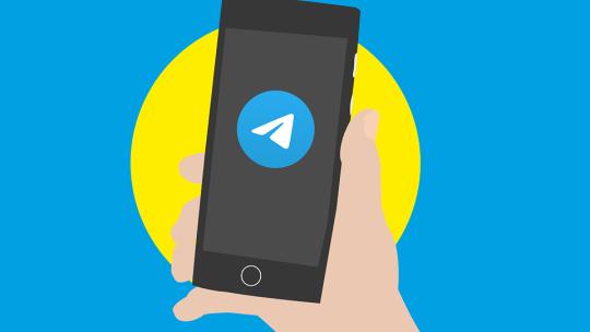 Как поделиться ссылкой-приглашением группы в Telegram