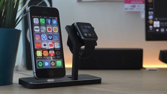 Проблемы с приложениями Apple watch.