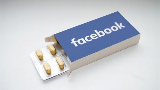 Почему я не могу выполнять действия на Facebook?