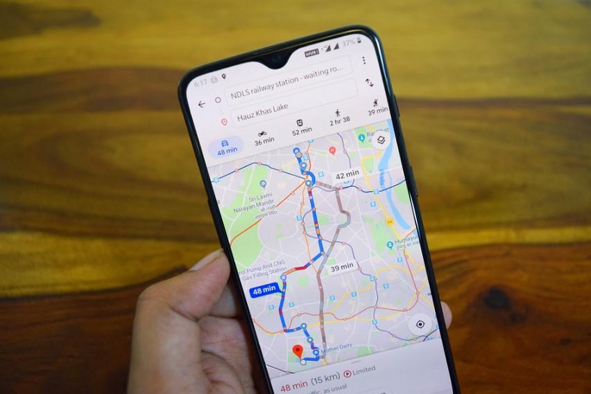 Comment signaler une erreur à Google Maps