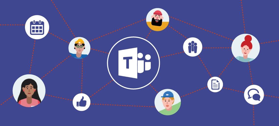 Comment ajouter des contacts à un Team sur Microsoft Teams