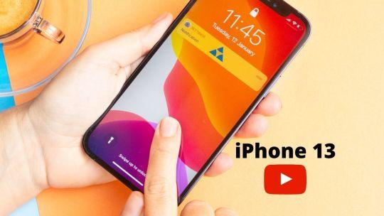 iPhone 13: voici la vidéo officielle d'Apple