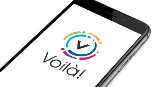 Téléchargez l'application Voilà et transformez vos selfies en dessins animés