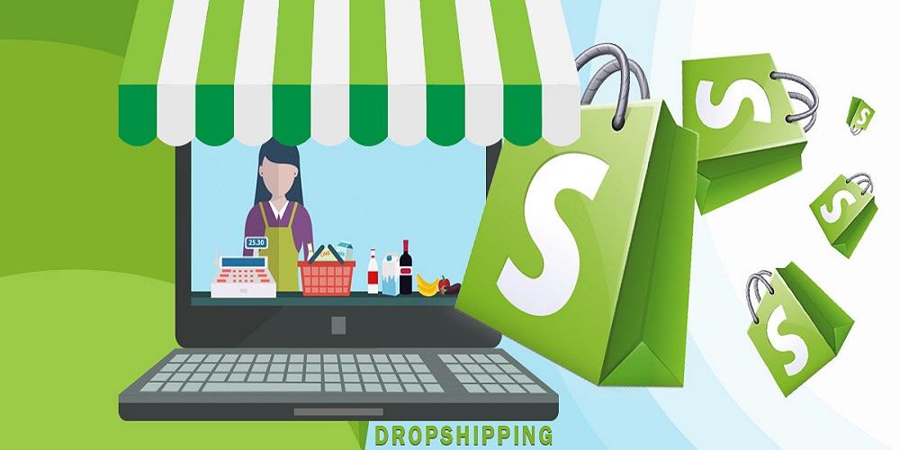 Comment ça marche, le dropshipping sur un e-commerce Shopify
