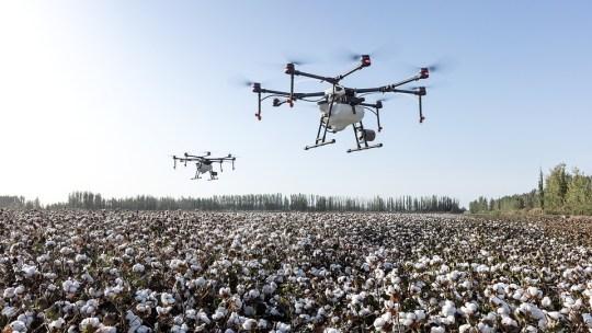 """H2Go Power busca impulsar drones con un """"happy gas"""""""