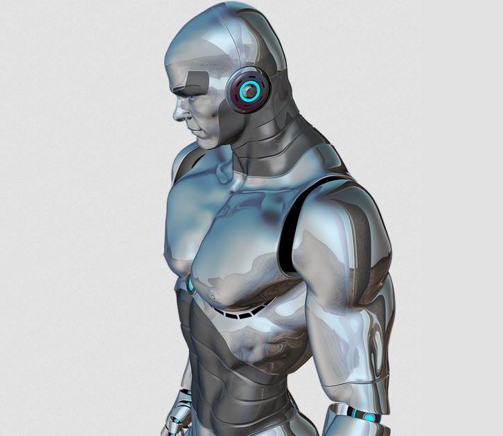 El robot de dos piernas imita el equilibrio humano mientras corre y salta