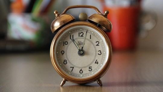 Cómo administrar el tiempo en casa