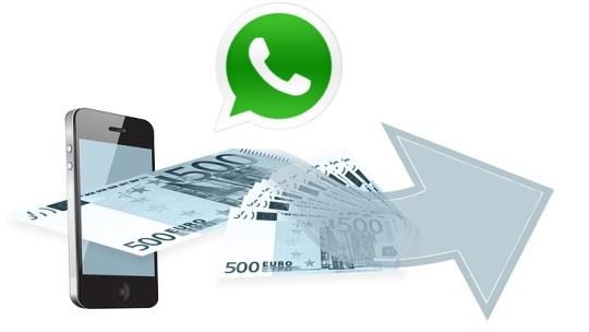 ¿Cómo enviar dinero mediante WhatsApp Pay?
