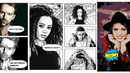 ¿Cómo transformar tus imágenes a cómic con Comica?