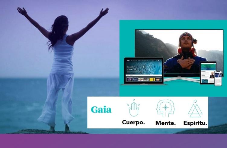Conoce Gaia, el Netflix de la espiritualidad