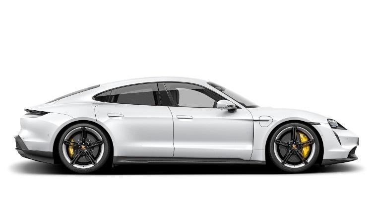 Taycan, el primer auto completamente eléctrico de la Porsche con excelentes cualidades