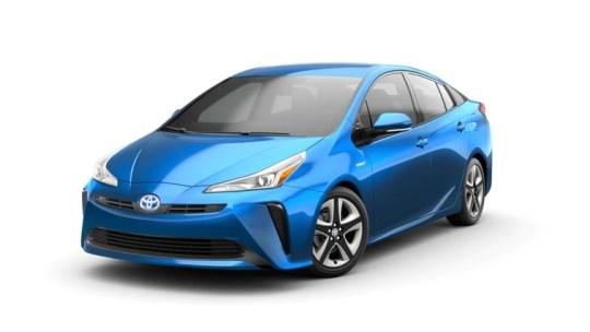 Lo nuevo del Japón: Toyota Prius Plug-in 2021