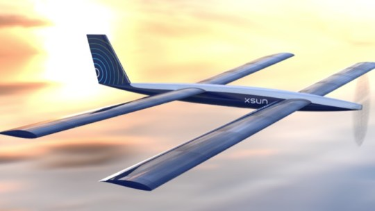 SolarXOne: el dron autónomo que puede volar indefinidamente