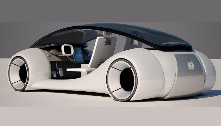 El carro autónomo de Apple que planea ser lanzado en 2024