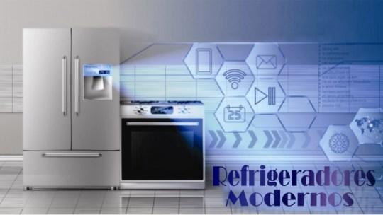 Refrigeradores, tecnología para la conservación de los alimentos