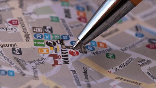 Cómo borrar el historial de búsquedas en Google Maps