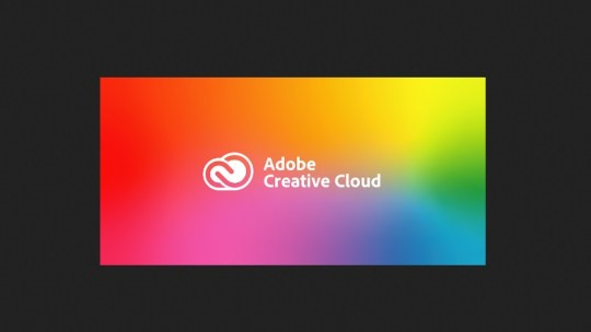 Adobe Creative Cloud, a powerful set of design tools