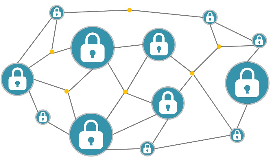 How does blockchain technology do to be safe?