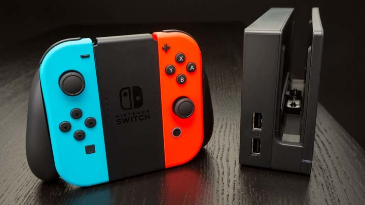 Nintendo Switch, everything you need to know