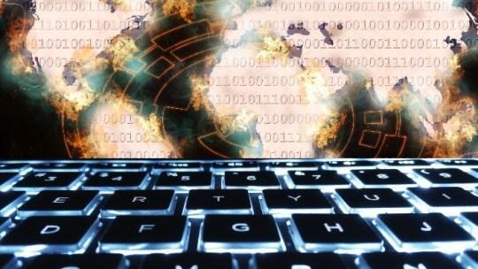 Great virtual attacks around the world