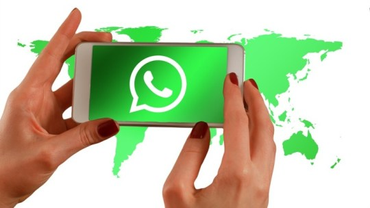 How to add an international phone number on Whatsapp
