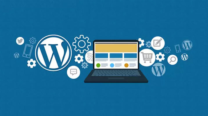 How to create a blog page on wordpress site
